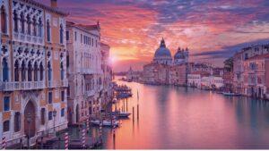 Zdjęcie Wenecji.